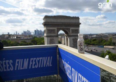 Rooftop Publicis pour le Champs-Elysées Film Festival