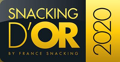 Trophée Snacking d'Or 2020